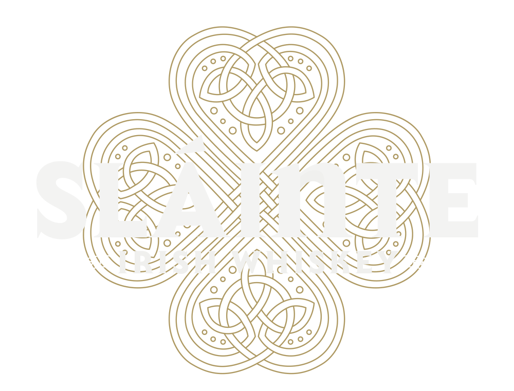 Slainte Irish Whiskey logo