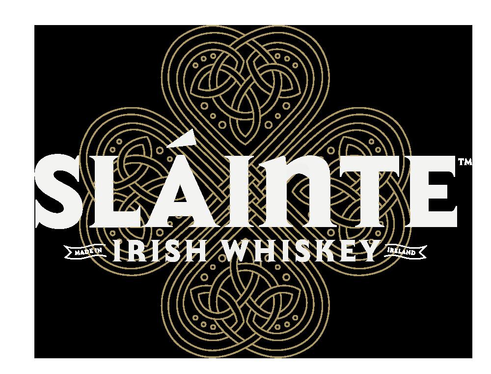 Slainte Irish Whiskey logo