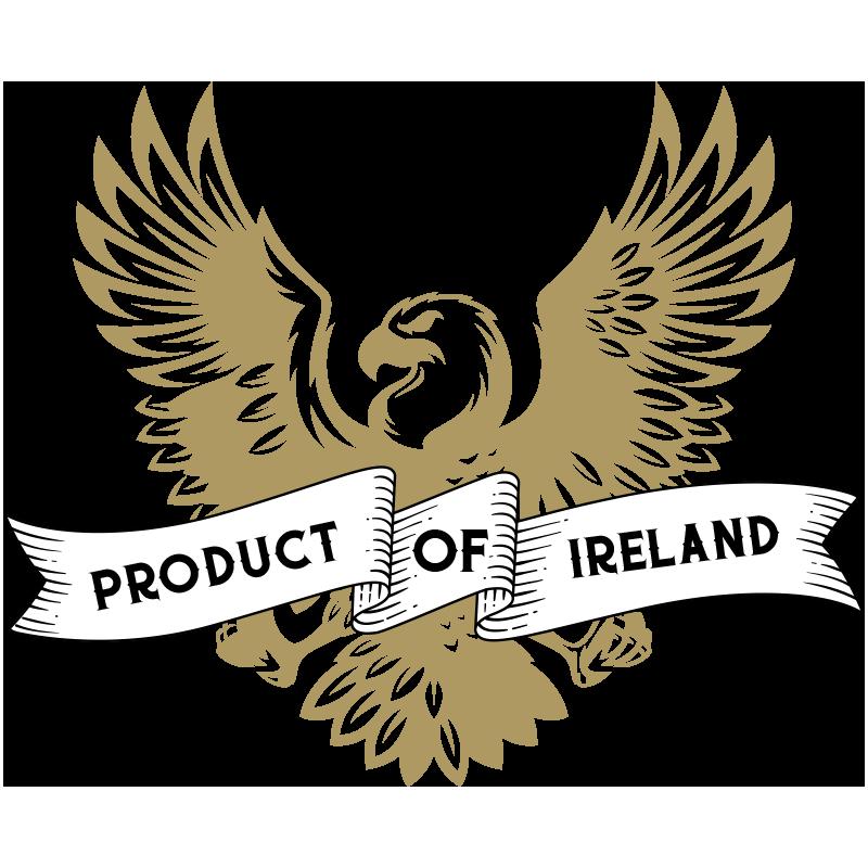 Slainte Irish Whiskey Irish eagle