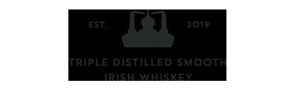 Slainte Irish Whiskey Celtic knot Logo